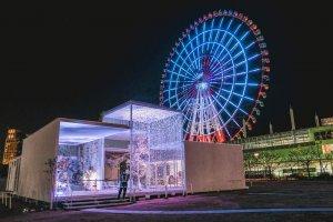 東京台場artbay cafe