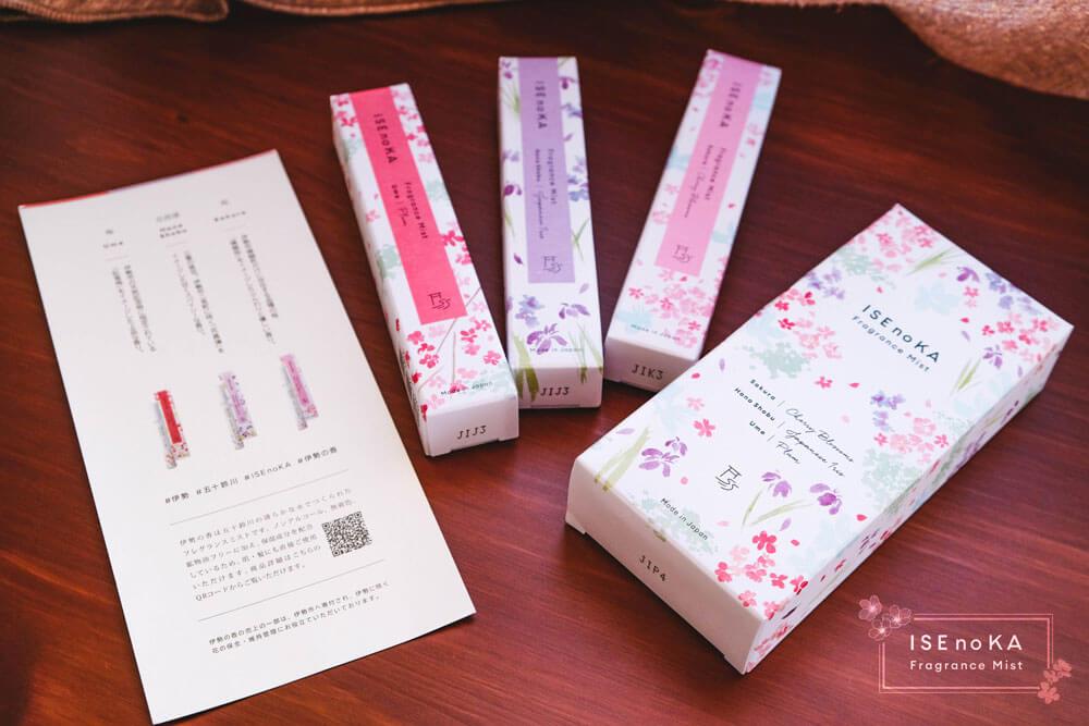 ISEnoKA Fragrance Mist