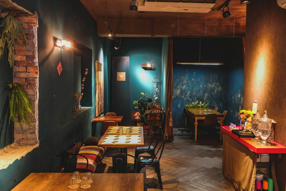 台北中山早午餐咖啡廳「Dine in cafe」:多元化美味健康餐點,無服務費城市溫馨落腳處