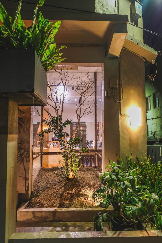 新竹東區咖啡廳・微生 Float Dept.|老宅改建巷弄咖啡廳,暖心飯糰套餐與舒心用餐空間