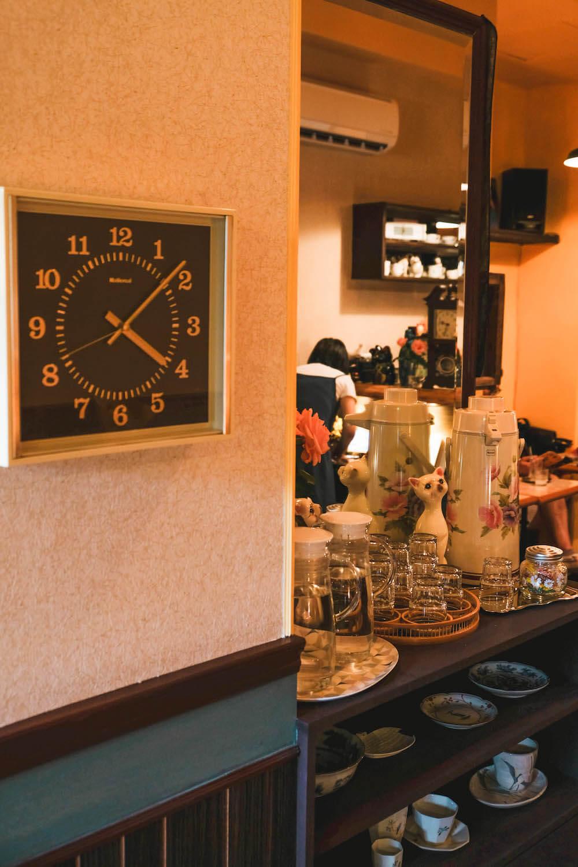 喫茶枝音kissa.edakoe:景美日式復古昭和喫茶店,沁涼海王星享受老派浪漫約會