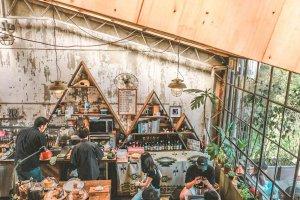 Ruins Coffee Roasters小廢墟咖啡