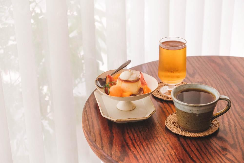萬隆巷弄咖啡廳・冰斗喫甜 週僅三日開放內用,天然手作甜點&低調高質感舒適環境