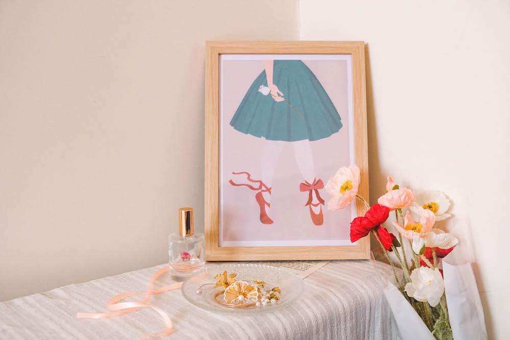 北歐藝術海報居家裝飾「Project Nord」:出售一張海報,種植一棵樹!安徒生童話系列裝飾推薦