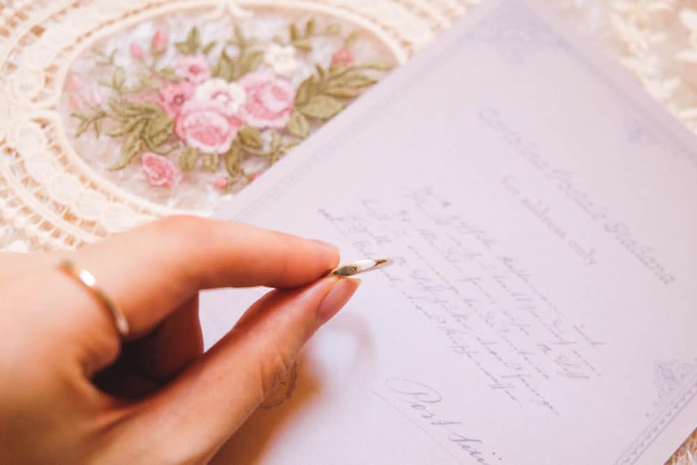 日和選物・Emmptyforest 放空森林 925純銀字母圖章戒指,客製化高質感對戒推薦