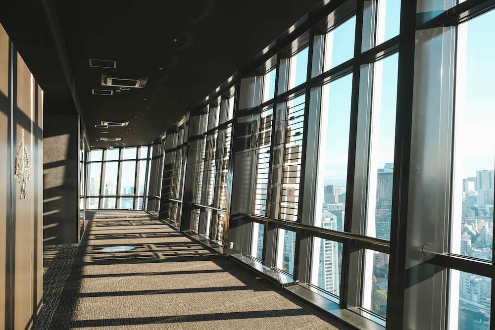 2020大晦日・東京鐵塔Top Deck 250m特別展望台,遠眺富士山及都心夜景