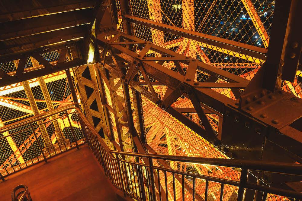 東京鐵塔Top Deck 250m特別展望台,遠眺富士山及都心夜景