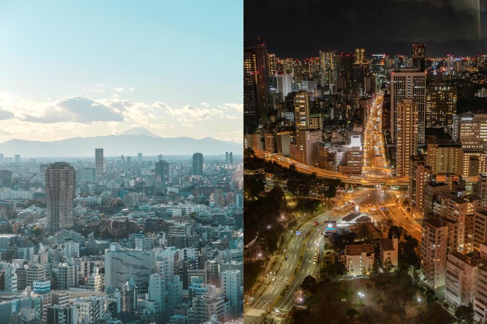 2020大晦日・東京鐵塔Top Deck 250m特別展望台
