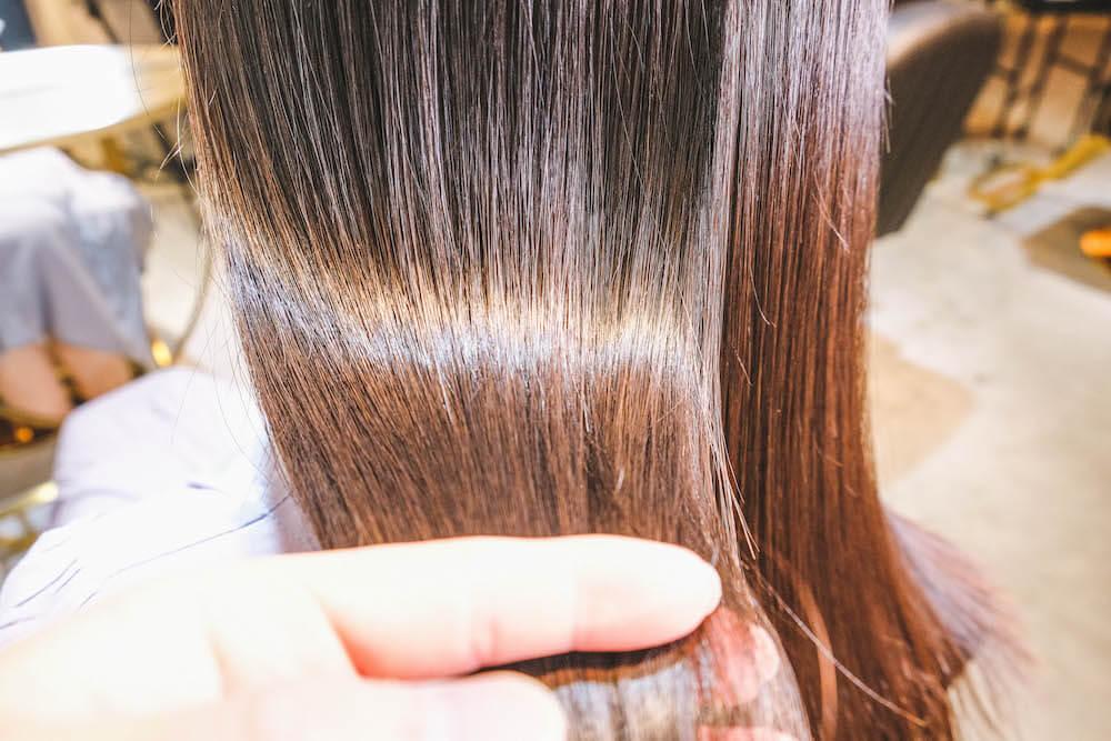 台北中山TURN HAIR Salon 日本頂級京喚羽系統護髮