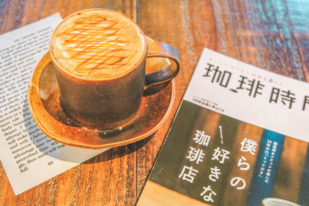 忠孝新生・器咖啡/珈琲