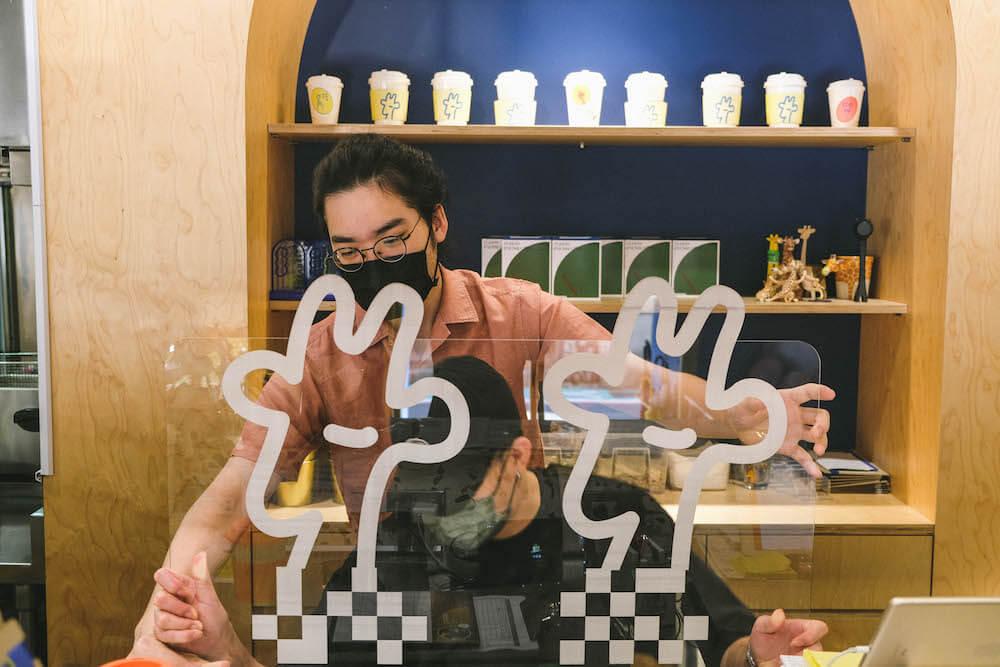 GinGin Coffee Company:忠孝新生不限時全天候咖啡廳,外送美食好評供應中!(2021菜單新推出)