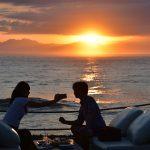 【神奈川景點】葉山景觀咖啡廳「CABAN」!眺望相模灣夕陽美景