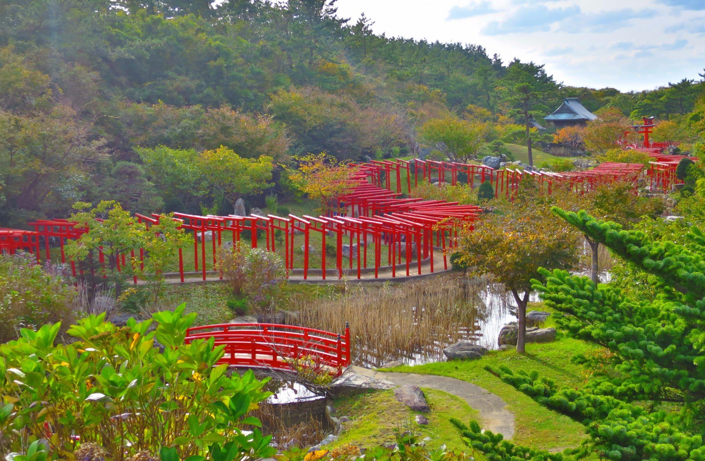 【景點推薦】青森私房景點!高山稻荷神社:日式庭園x千本鳥居