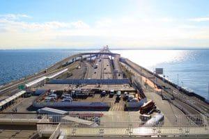 【景點推薦】眺望東京灣360°美景!千葉橫濱跨海大橋:海之螢火蟲