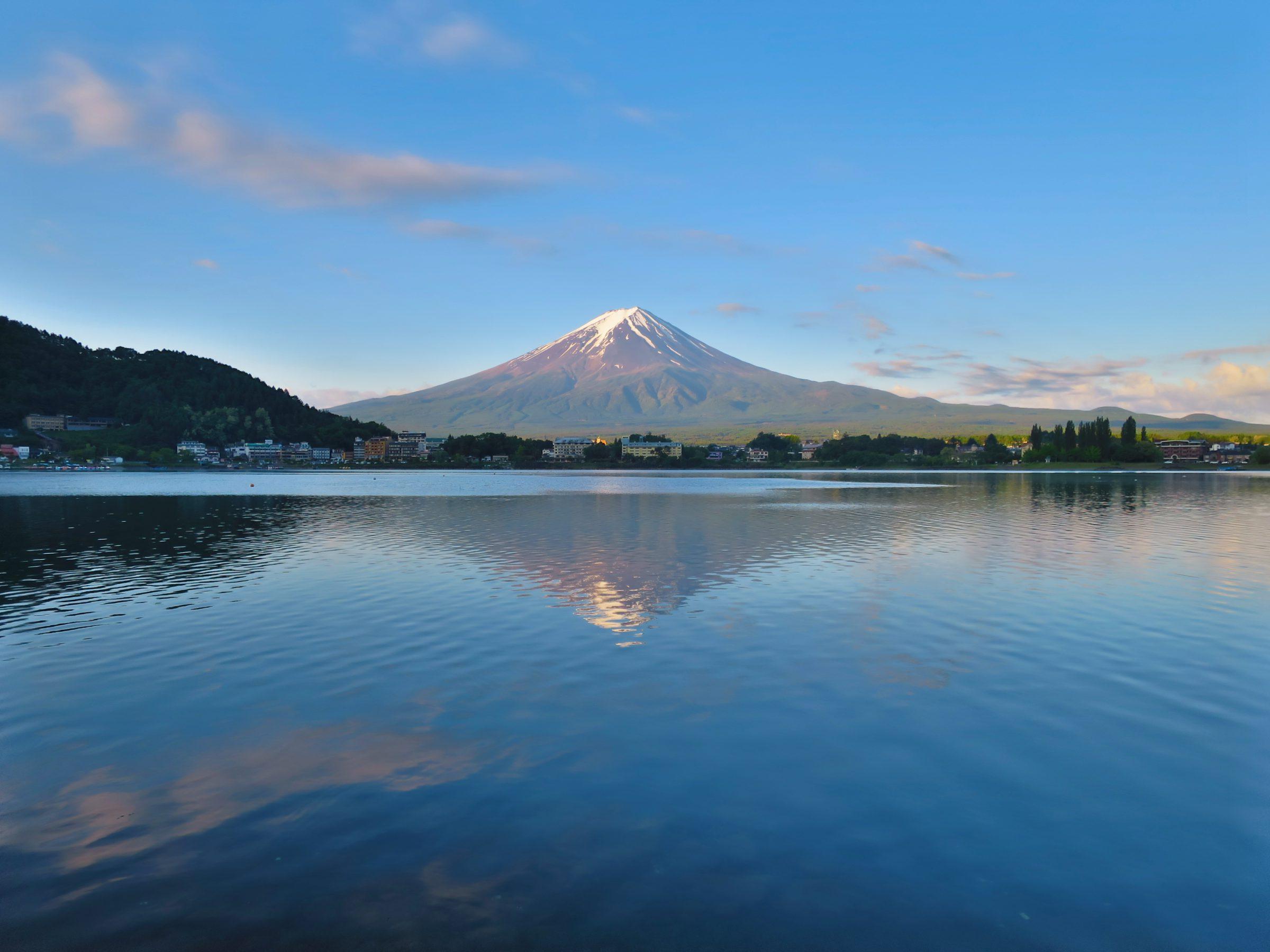 【景點推薦】逆富士最佳拍攝地!富士山河口湖攝影攻略