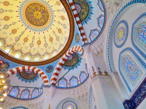 【東京景點】免費參觀!代代木上原清真寺:東京Camii土耳其文化中心